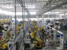 インドネシアB-IND生産設備2